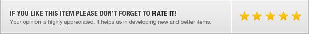 Rate Item