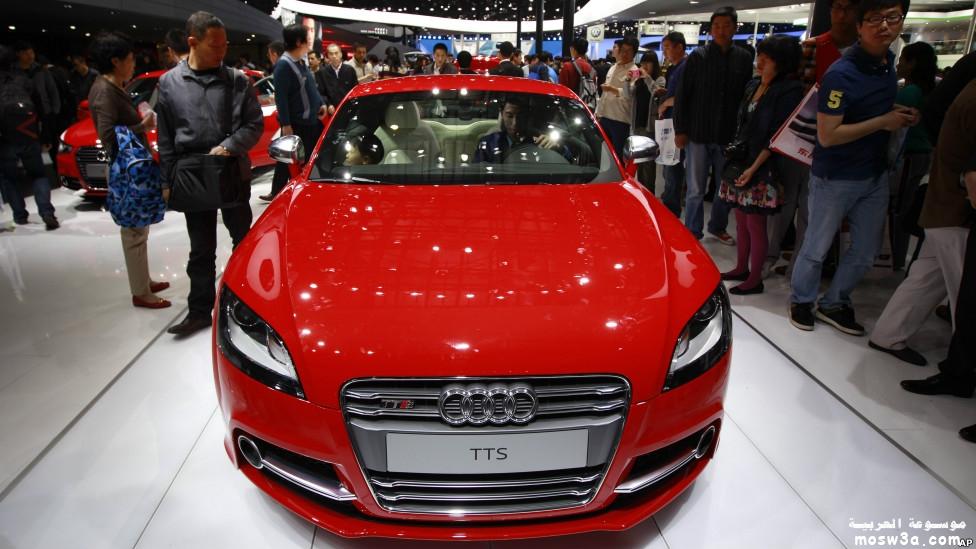 احدث السيارات الصينية لعام 2013