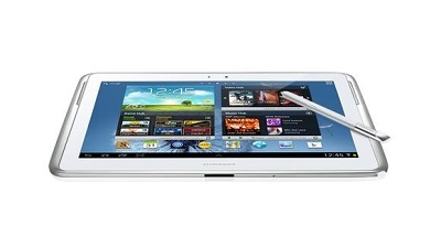 الجهازى اللوحى الجديد Samsung بشاشة