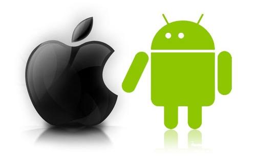 جديد تطبيقات مستخدمة iPhone Android