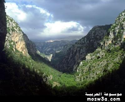 اشهر اماكن لبنان