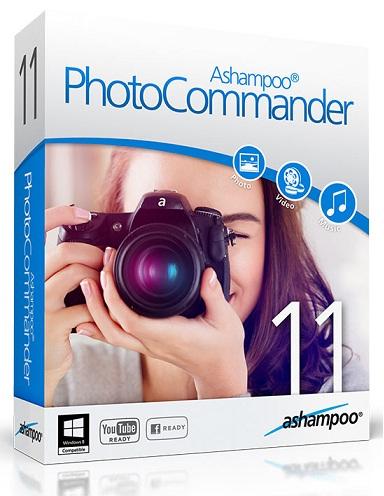 برنامج Ashampoo Photo Commander مجانا
