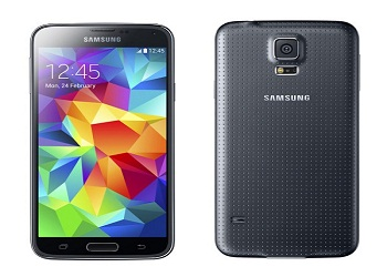 Galaxy S5سامسونج, تعلن الجديدمن جلاكسى