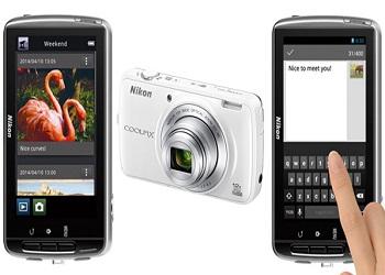 """شركة """"نيكون"""" كاميرا رقمية جديدة2014،coolpixنظام"""