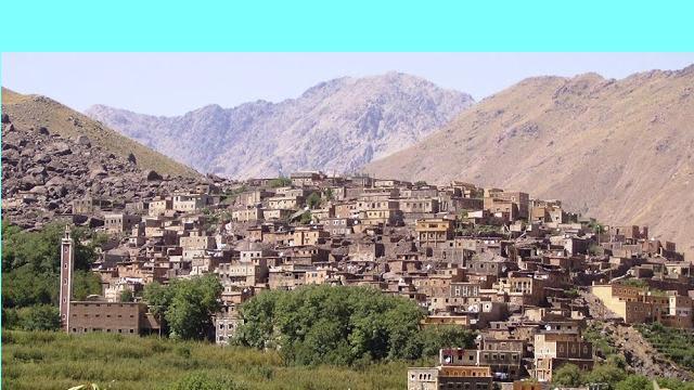 قرية امليل