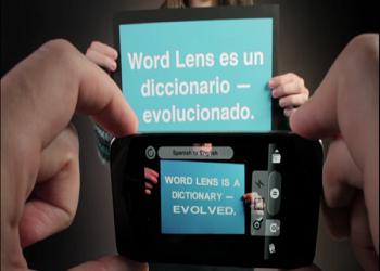 Word Lensغوغل تستحوذ تطبيق الترجمة20143،غوغل